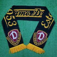 Dynamo Dresden Fußball Football Fan Schal Scarf Bufanda Bundesliga