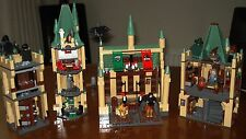 Lego Harry Potter Poudlard Castle - 4842-Avec MINI-FIGURES