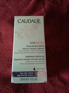 CAUDALIE VineActiv Overnight Detox oil - 30ml.