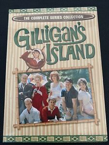 Gilligans Island Complete Series DVD Collection New Sealed Box Season 1 2 3