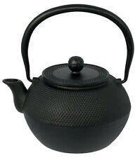 More details for buckingham japanese cast iron teapot kettle tea pot tetsubin premium 1200 ml