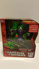 G2 Megatron GDO Transformers Generations MISB New In Package Voyager Class