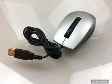 Origianl dell 49twy/049twy cable USB Ratón, Wired mouse en negro y plata, bulk