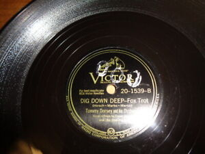 Victor 78/Tommy Dorsey&His Orch./Frank Sinatra&Pied Pipers/Jo Stafford/E!
