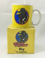 Vintage Applause Dick Tracy Coffee Mug! W/ Box