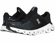 On Cloudswift Womens Black Trail Running Athletic Cushion Shoes US 11 EU 43