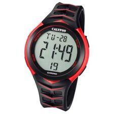 Relojes de pulsera Chrono de plástico resistente al agua