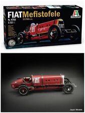 Italeri It4701 FIAT Mefistofele 1924 Record Velocita' 230 Km/h E.eldri 2135070