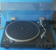 SONY Model PS-X6 Full Auto Direct-Drive Turntable -  Made in Japan
