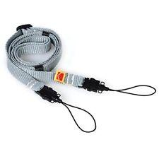 Kodak Printomatic Camera Neck Strap (Grey) – Adjustable, Convenient, Practical –