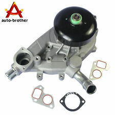 Water Pump With Gasket AW5087 For GMC Chevrolet Tahoe Yukon 4.8 5.3 6.0 L Vortec