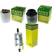 MANN-FILTER PAKET Skoda Roomster Praktik 5J 1.2 TSI 542 1.4 Cupra