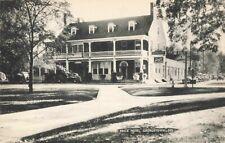 Postcard Brick Hotel Georgetown Delaware