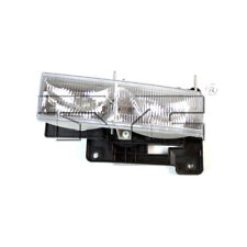 Headlight Assembly-NSF Certified Left TYC 20-1669-00-1