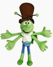 MAYA THE BEE Character: FLIP THE GRASSHOPPER Soft Plush Toy 30 cm TM TOYS New!!