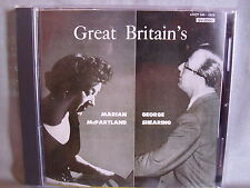 Marian McPartland/ G.Shearing- Great Britain´s- SAVOY Japan 93 WIE NEU ohne OBI