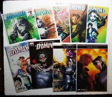 DOMINO 1 2 3 5 6 7 8 9 10 Greg Land Stan Lee Tribute Morbius X-Men 2018 VF/NM