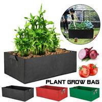 Reusable Plant Large Grow Bag w/ Handles Planter Vegetable Container Pot Garden