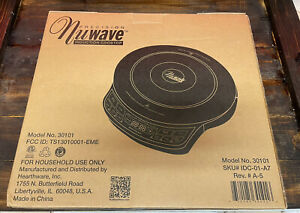 Precision NuWave Induction Cookware Cooktop 30101 BRAND NEW In Box Complete!