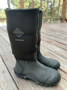 Muck Boots Unisex Men's US 6/Women's 7 Edgewater Boot Moss