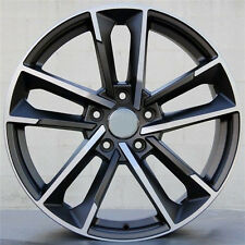 "20"" Wheels For Audi A5 A6 A7 A8 A8L SQ5 Q5 20x9.0"" +35 5x112 Rims Set (4)"