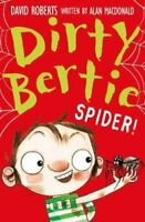 Spider! by David Roberts 9781847159465 | Brand New | Free UK Shipping