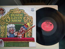 PUNCH & JUDY with Bobby Bennett Merry Go Round Record LP 1974