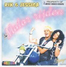 (BC369) Rik & Jessica, Motor Rijden - 1997 CD