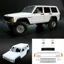 313mm ABS Hard Plastic Body For RC 1:10 Scale Cherokee XJ SCX10 RC4WD Gmade Car