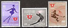 Italy - 1966 Universiade - Mi. 1198-00 MNH
