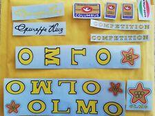 Kit adesivi compatibili  Olmo competition decals