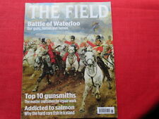 The FIELD Magazine Gunsmiths Salmon Fishing, Battle of Waterloo Booted & Spurred