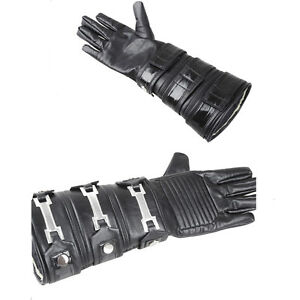 New Original  Anakin Skywalker Darth Vader Cosplay Costume Gloves Custom-Made