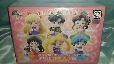 Sailor Moon Petit Chara Land Vol 3 School Life Artemis version -set of 6 figures