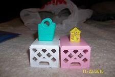 Shopkins GINGER FRED Gingerbread House Yellow/Green Season 3 #3-068
