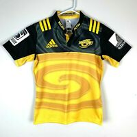 Wellington Hurricanes Adidas Super Rugby Jersey Size Men's Small
