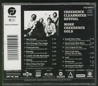 CREEDENCE CLEARWATER REVIVAL More Creedence Gold  CD WEST GERMANY FANTASY ZYX
