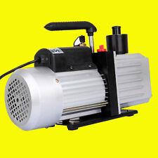 8CFM Vakuumpumpe Vakuum Unterdruckpumpe Pumpe Drehschieber Vacuum Pump 5Pa