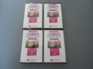 4 MC's THE ABBA COLLECTION  The Story of a Super group Reader's Digest DAS BESTE