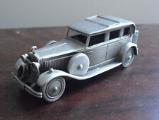 Danbury Mint England Pewter Car 1929 Hispano Suiza H6B