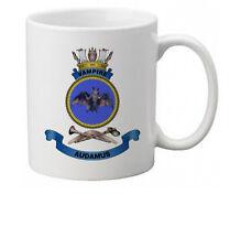 HMAS VAMPIRE ROYAL AUSTRALIAN NAVY COFFEE MUG (IMAGE BLURED TO STOP WEB THEFT)