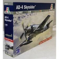 ITALERI 1:48 2697 ad-4 Skyraider Kit Modello Aereo