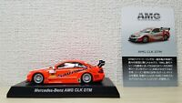1/64 Kyosho MERCEDES BENZ AMG CLK DTM AUTOBACS #20 diecast car model