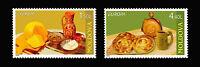 "Moldova 2005 CEPT Europa ""Gastronomy"" 2 MNH stamps"