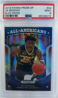 2019 Prizm Draft Picks Blue Prizm JA MORANT Rookie RC #44, PSA 9, pop 5! 11 ^