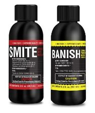 Smite and Banish 2oz Concentrate Bundle by Supreme Growers