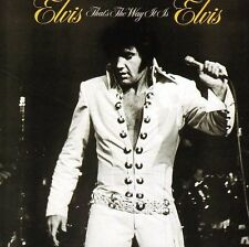 Elvis Presley That's the way it is (1970) [CD]