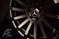 20-inch Mercedes Wheels/Rims Matte Black HR9 5x112 Lugs