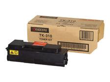 2x Kyocera Mita Tk-310 Compatible Black Toner for Fs-2000d