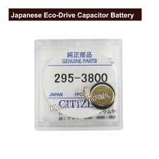 Citzen 295.38  Eco-Drive Mt920 Capacitor Watch Battery for M5L81 C601 C605 C615
